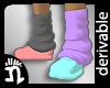 (n)DRV Shoes W/Legwarmer