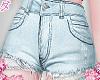 d. shorties light jeans