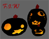 F.I.W black pumpkins