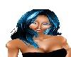 Lulubelle Blue Hair