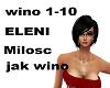 Eleni Milosc jak wino