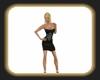 Chelsea black dress