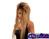 hair neni red mesh
