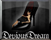 ~Vamp Heel Chair~