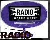 Internet Radio- Purple