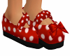 Minnie Mouse Child Shoes