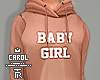 $ Sweatshirt Baby Girl