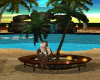 Palm Tree Seat