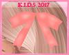 [TK]Bow Kids Floral
