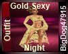 [BD] Gold Sexy Nught