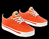 Jail Orange Shoes
