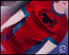 Emo Spiderman Red