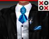 Wedding Full Suit Blue