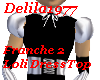 Franche2-lolitoBk/Wt/Gry