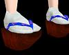 Geisha Flower Shoes F