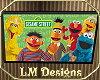 Sesame Street Plasma TV
