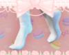 Kawaii white socks!
