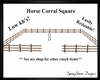 Horse Corral Sq Low KBs