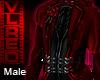 :VL: Fatal Red - Coat