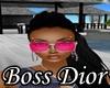$BD$ Dior glasses pink