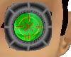 Green Cybernetic Monocle
