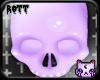 [Rott] Goth SkullSeat
