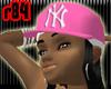 [r84] Pink NY Cap1 BlkH