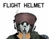 Flight Helmet white