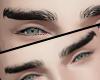 ‡ Long Eyebrow