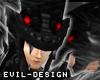 #Evil Black Dragon Helm