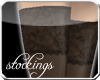 [NR]Stockings Lace Dark