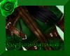 Green Hunter/Ranger Top