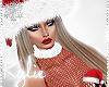 Christmas Hair Chestnut