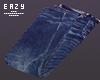 ε Folded jeans