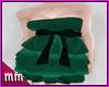 Green Guilt Dress