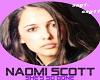 naomi scot she's so gone