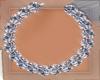 Bead Hoops Silver