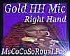 [cc] Gold HH Mic
