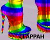 Rainbow LOVE Platforms