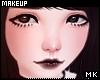 金. Lipstick Black