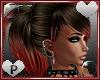 ! Chiara Brown Red Tips
