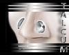 Talc Nose PluGs Silver