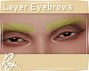 Lime Layered Brows