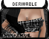 [Derivable Spike Top]