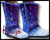 *0123* Sparkle Boots