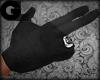 GL| Blk Wool Gloves