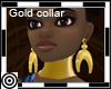 *m African Gold Collar