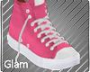 Sissy Pink Runners