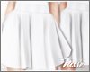 n| Simple White Skirt