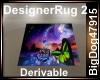 [BD] Designer Rug 2